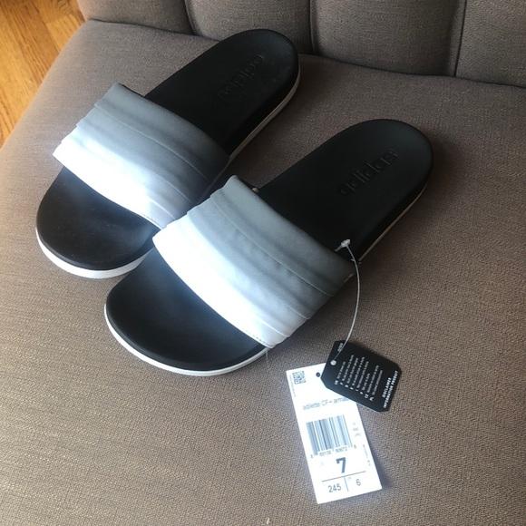 adidas duramo donna's sliders size 6